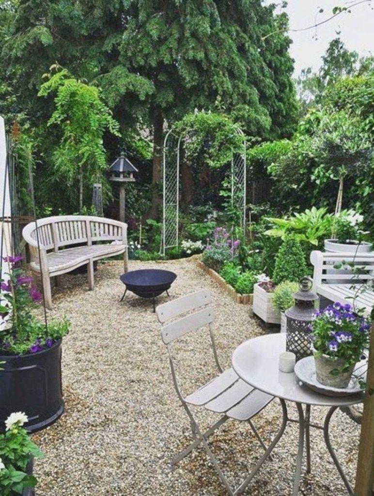 53 The Best Small Home Garden Design Ideas #gardendesign