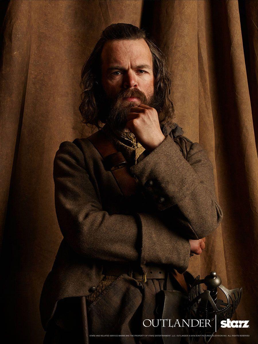 Angus Mhor (Stephen Walters) Outlander season 2