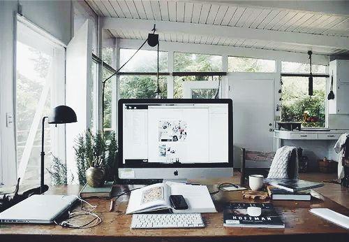 Work Office Apple Macbook