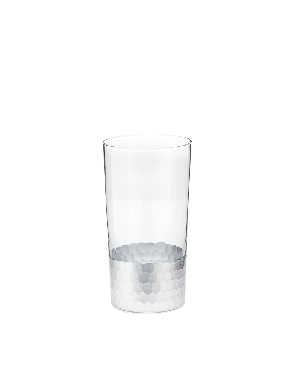 Fez Cut Highball Glass by Verlaine at Gilt