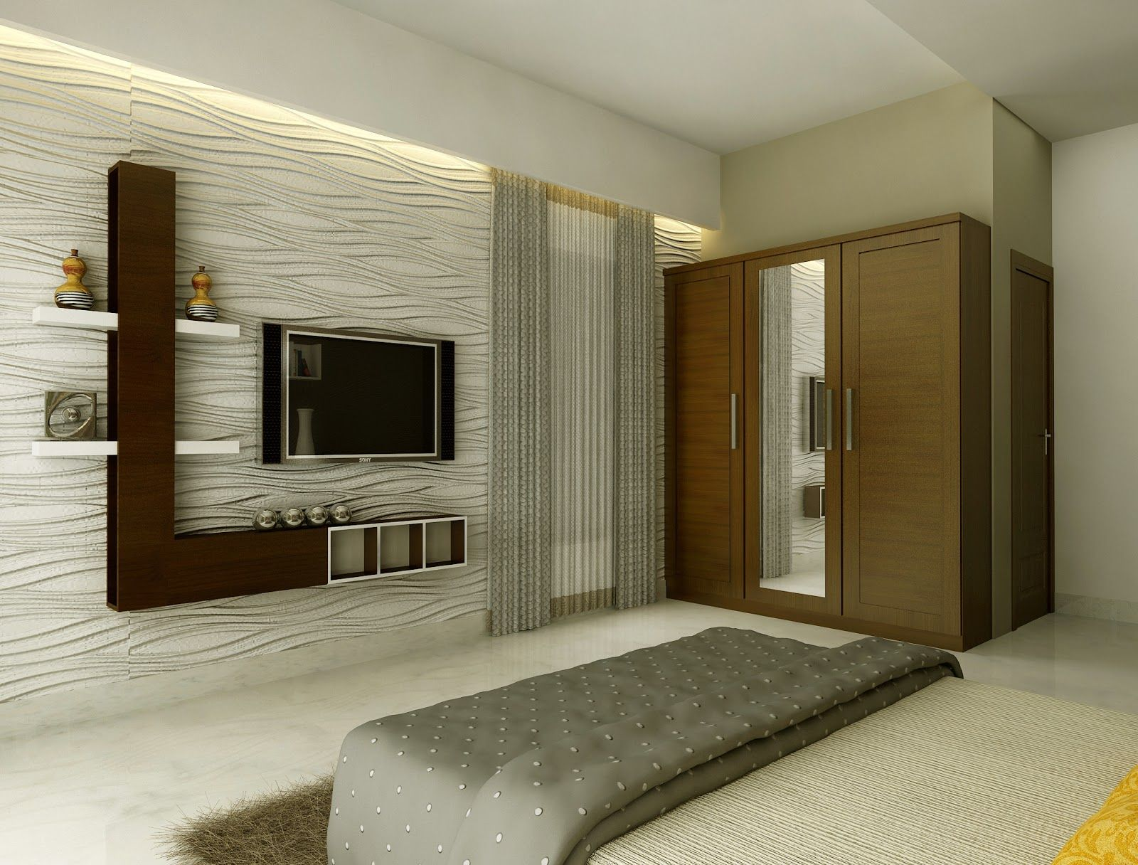 Bedroom Design Kerala Style