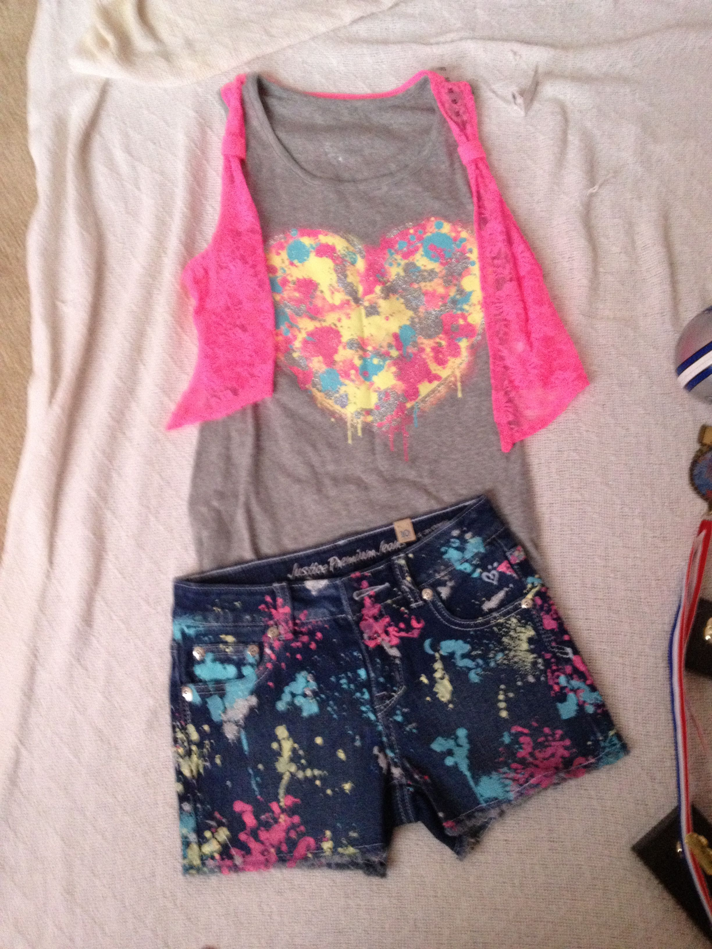 Pin By Courtney Rae On Clothing Justice Clothing Kids Outfits Childrens Fashion
