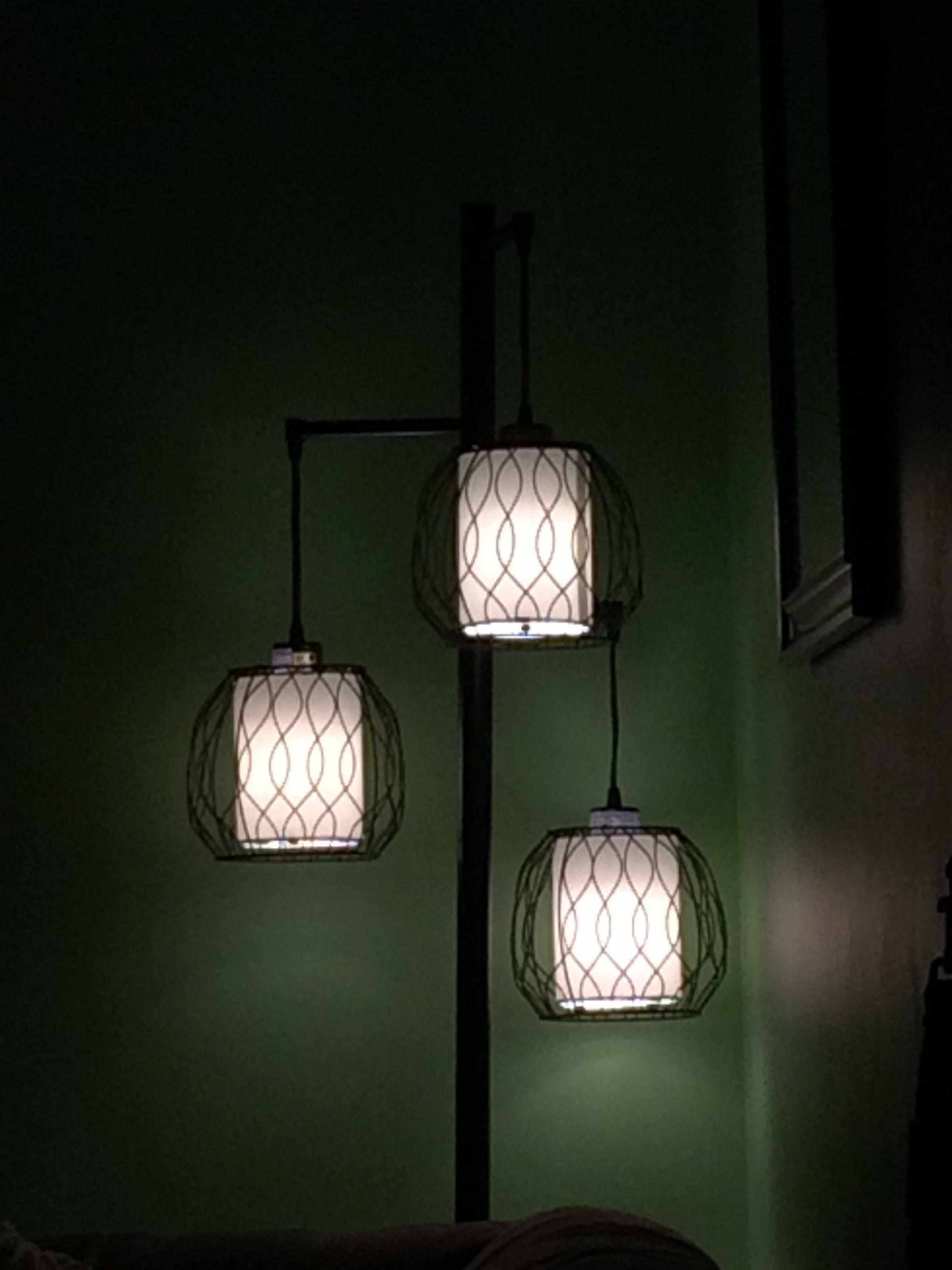 Costco floor lamp (With images) Floor lamp, Front room