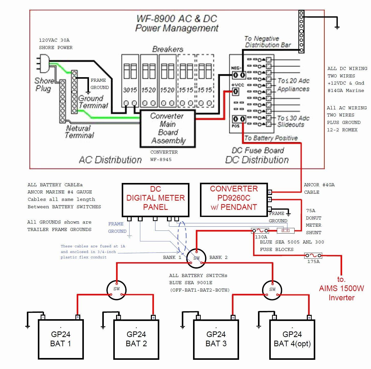 30 amp rv plug wiring diagram inspirational wiring diagram