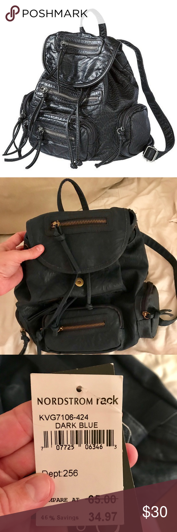 6eb3c7514b Bueno Collection Backpack