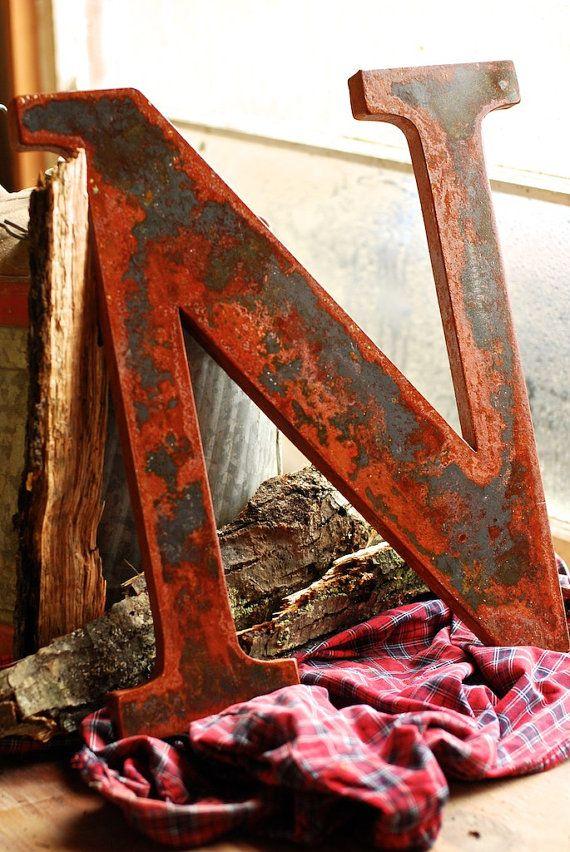 old letter - enseigne vieillie