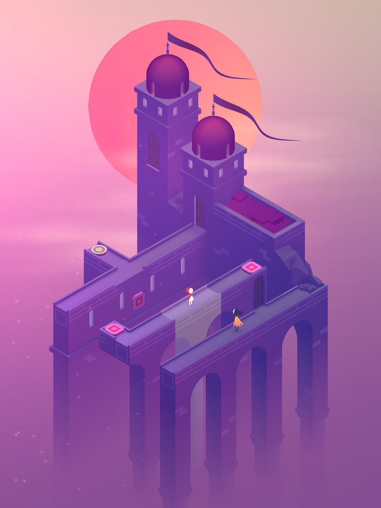 Monument Valley 2 Delves Deeper Into The Architecture Of The Imagination Monument Valley Game Monument Valley App Monument Valley 2
