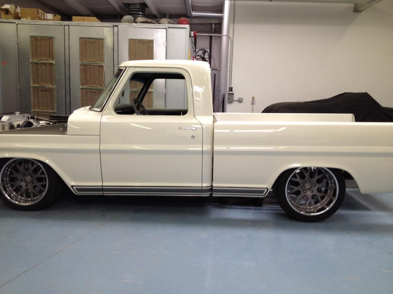 69 f100 427 sohc pro touring build page 20 ford truck enthusiasts forums