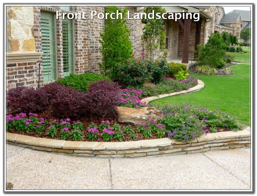 20+ Flower bed ideas for texas information