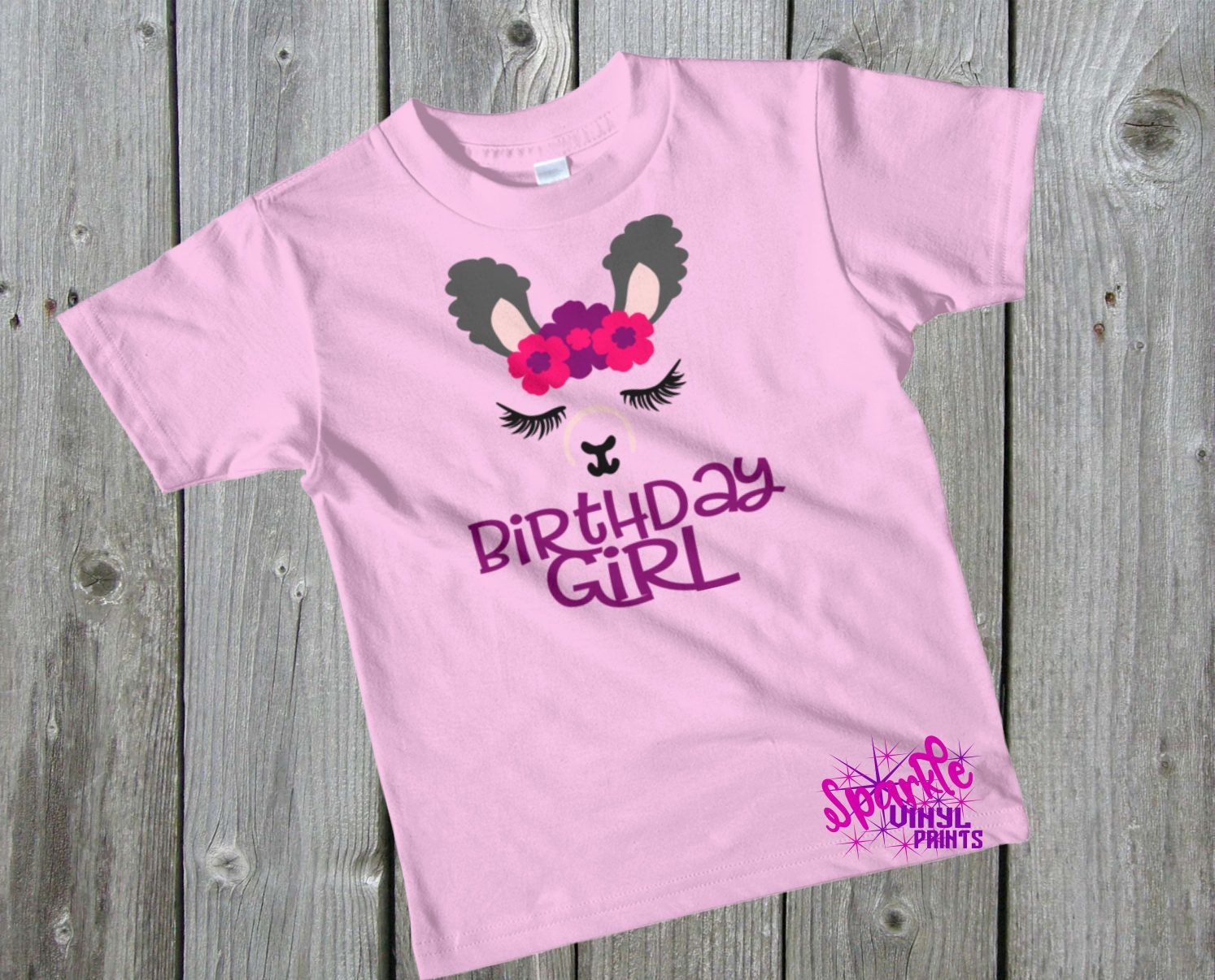Gift for Birthday Girl Princess Party Girly Toddler//Infant Kids T-Shirt