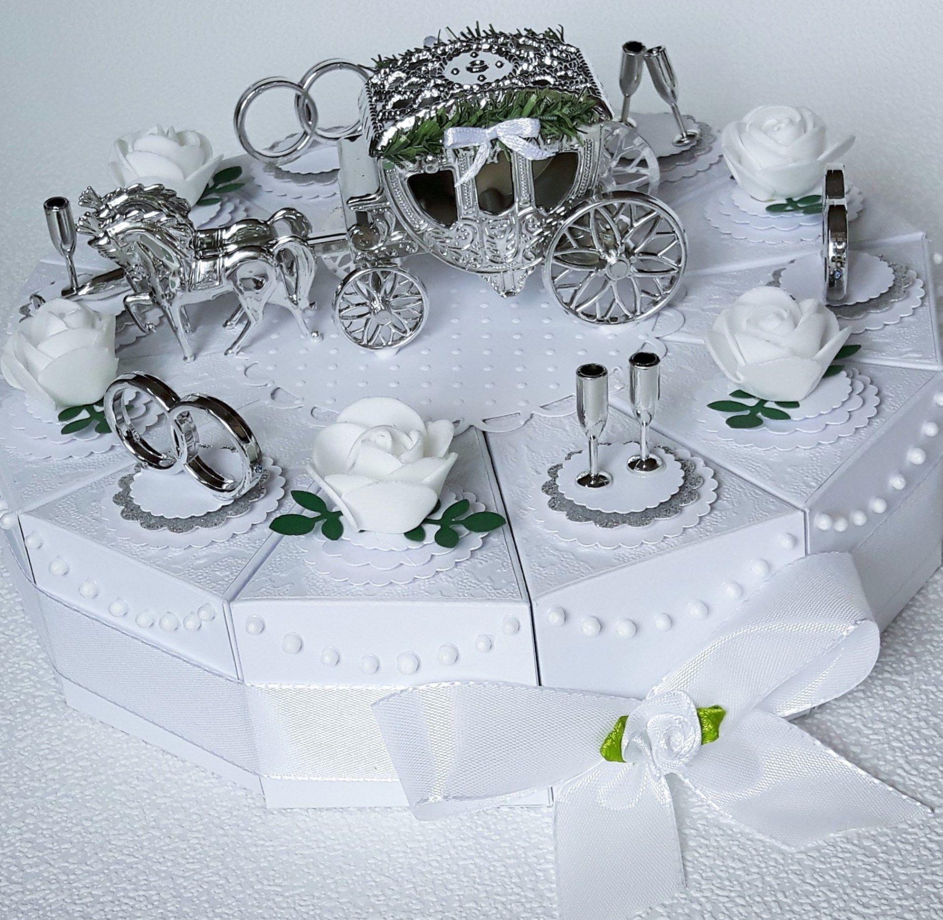 Gebastelte Geldgeschenke Silberhochzeit Ideen Zur Hochzeit