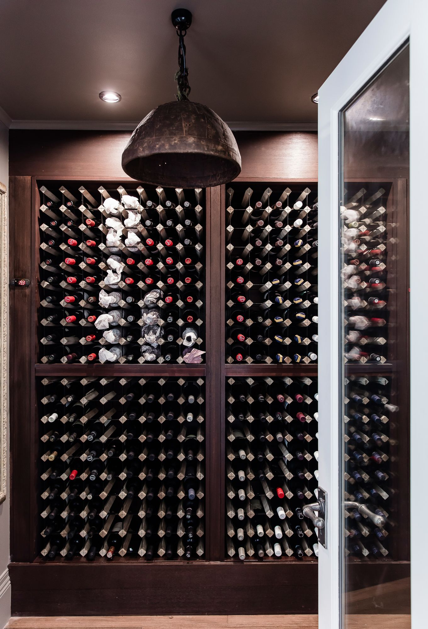 Red Or White Wine Spectacular Cellar For This Home On Sydney S