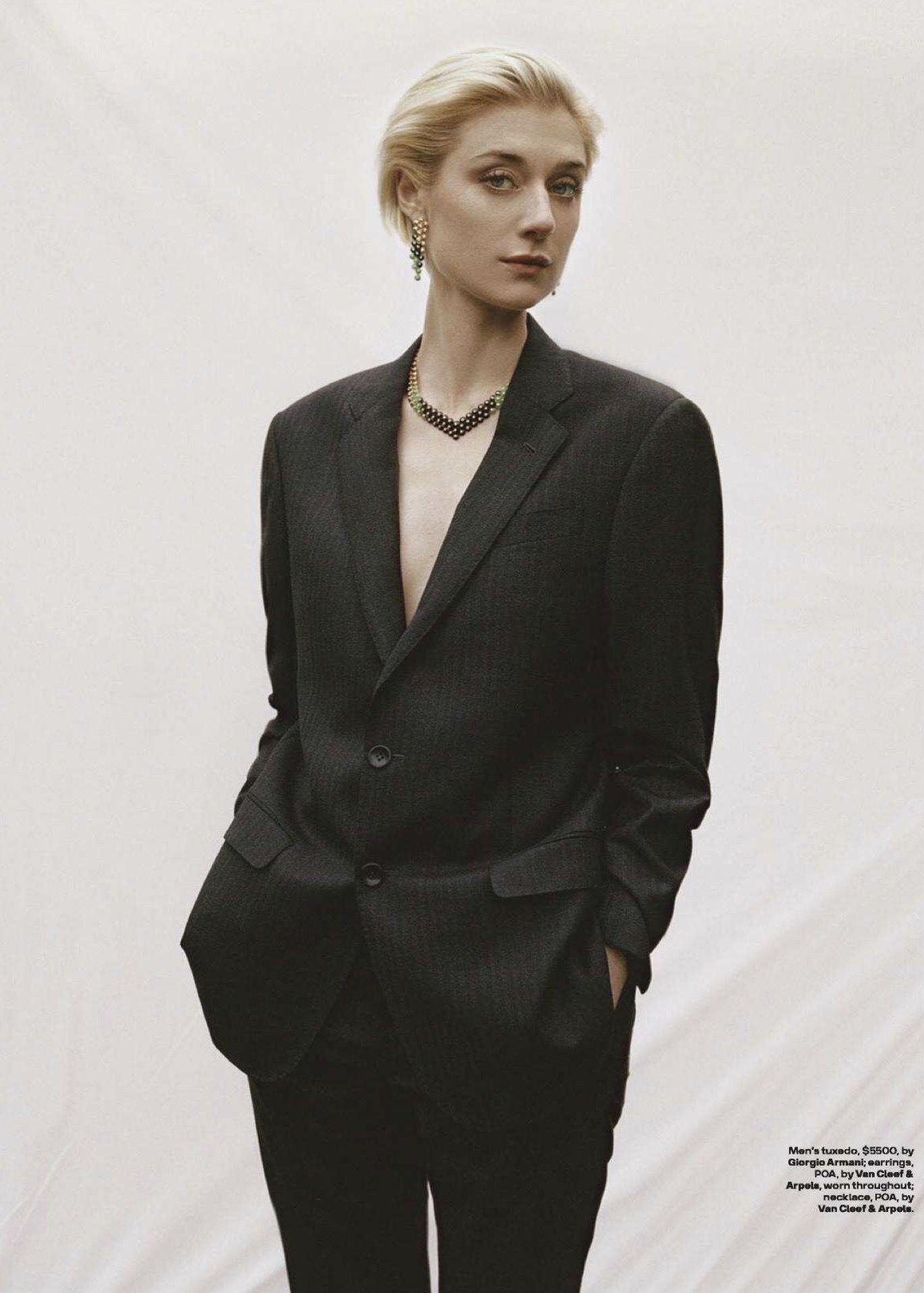 Elizabeth Debicki For Gq In 2020 Elizabeth Debicki Evan Rachel Wood Fashion