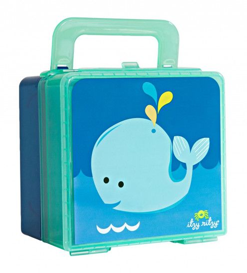 cd80aef777b3 Itzy Ritzy® Lunch Happens™ Kids' Insulated Bento Lunch Box | Reuseit ...