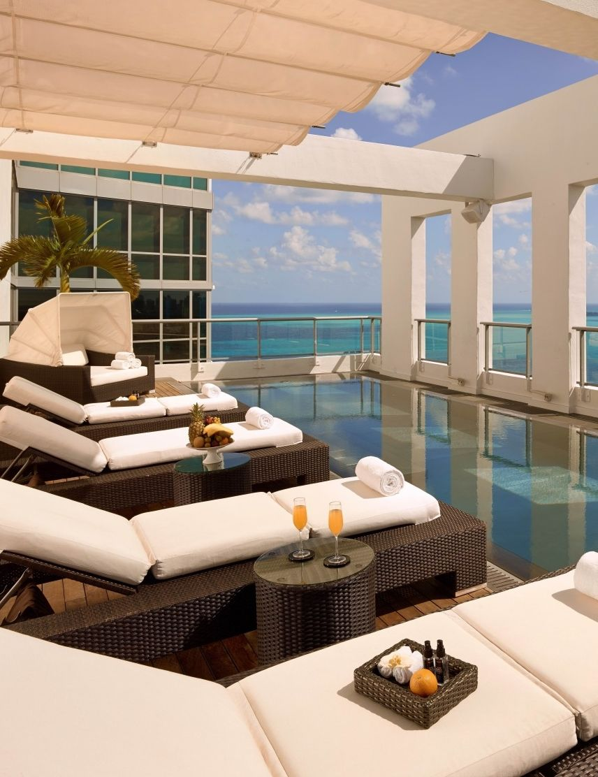 6 Of Miami Beach S Top Hotel Suites Miami Hotels Luxury Hotel