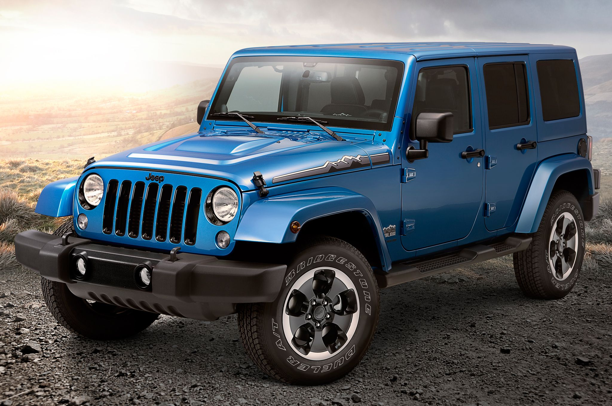2014 Jeep Wrangler Polar Edition Hits North America 2014 Jeep