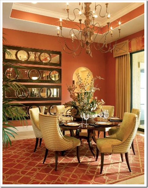How to choose Ceiling colours; Do's and Don'ts Tuscan