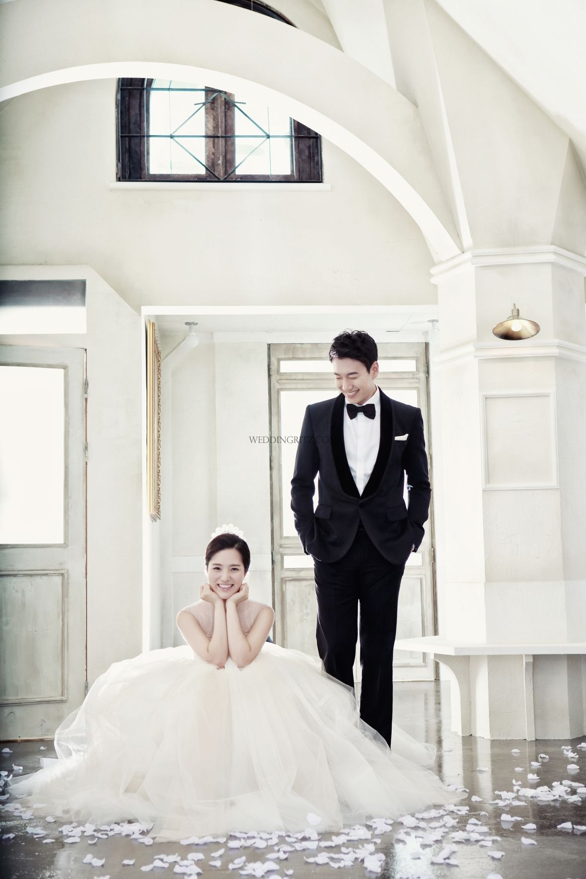 Korea Pre Wedding Photo Shoot