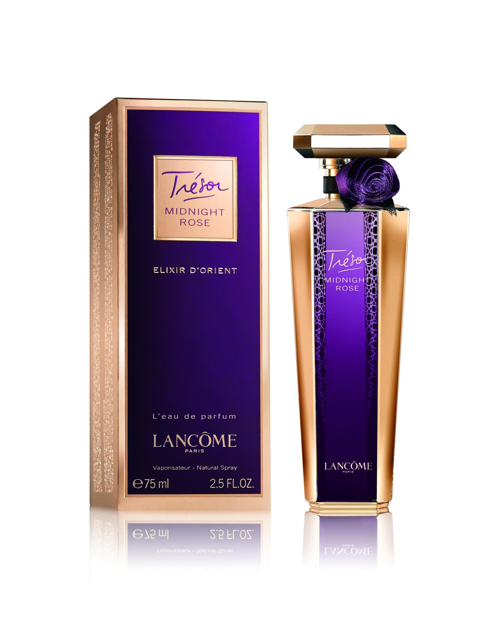 D'orient Rose •Perfume Trésor Midnight • Elixir Lancôme tCshQrd