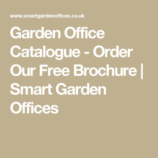 smart garden office. garden office catalogue order our free brochure smart offices