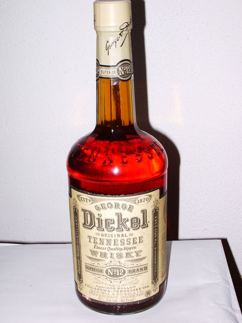 George Dickel No 12 The Best Tennessee Whisky I Ve Ever Had To Me Way Better Than Jack Daniel S Whisky Whiskey Bottle