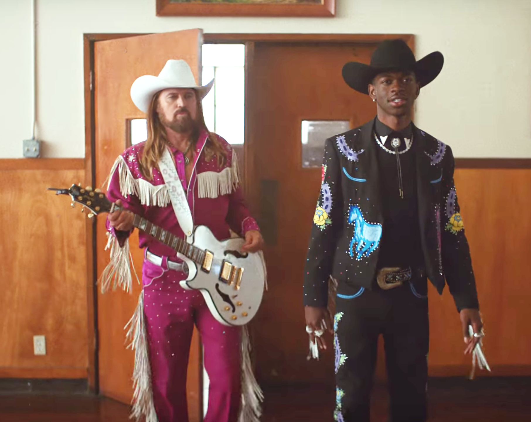 I'm Gonna Take My Horse To The Old Town Road LilNasX