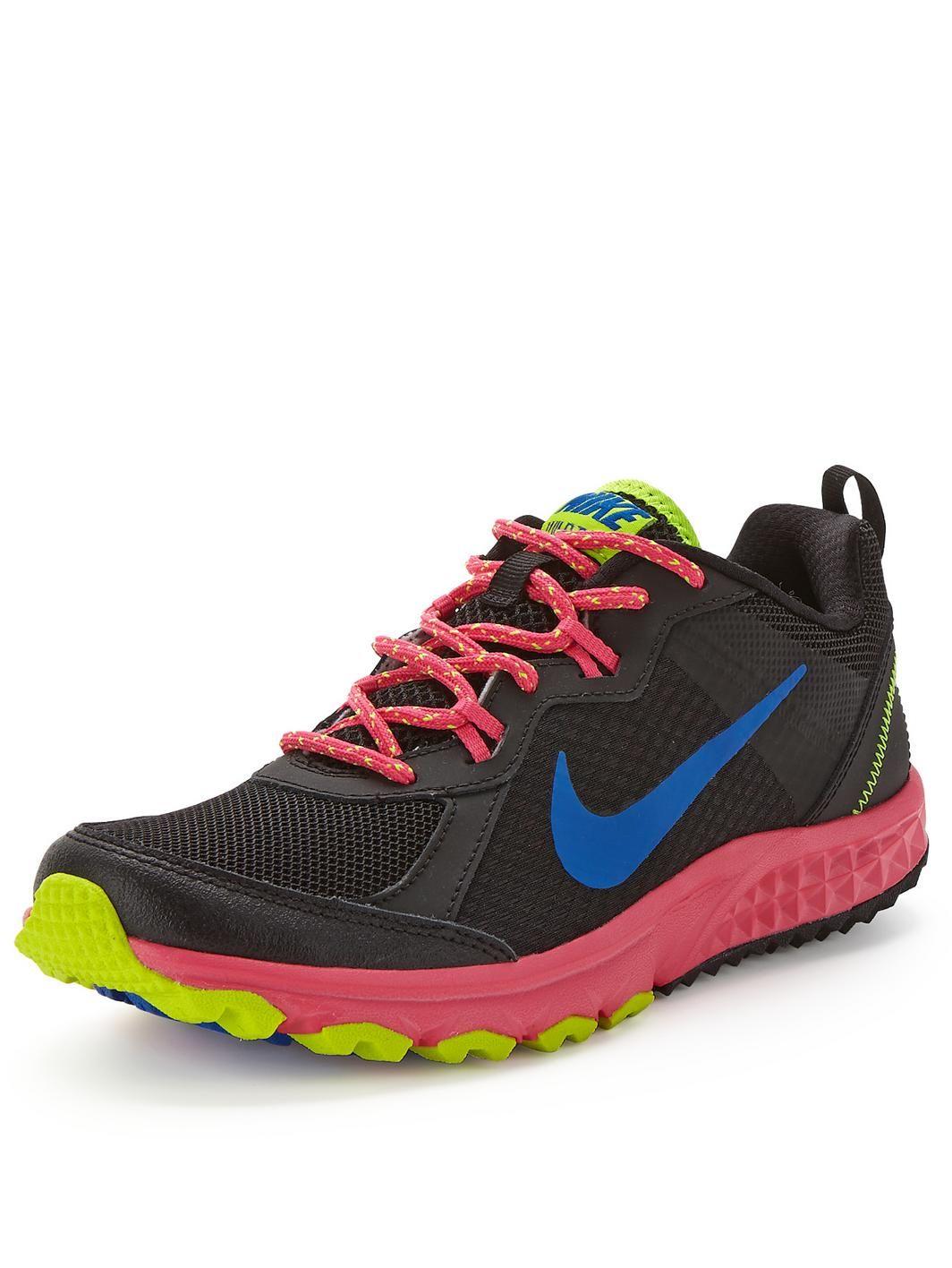 3c4bfc0a5cb01 Nike Wild Trail Women s Trail Running Shoes HO14 Womens Black