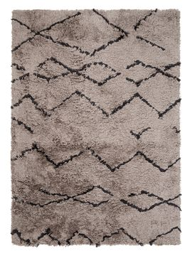 Scout Hand Tufted Shag From Apartment For Him On Gilt Black Area Rugs Area Rugs