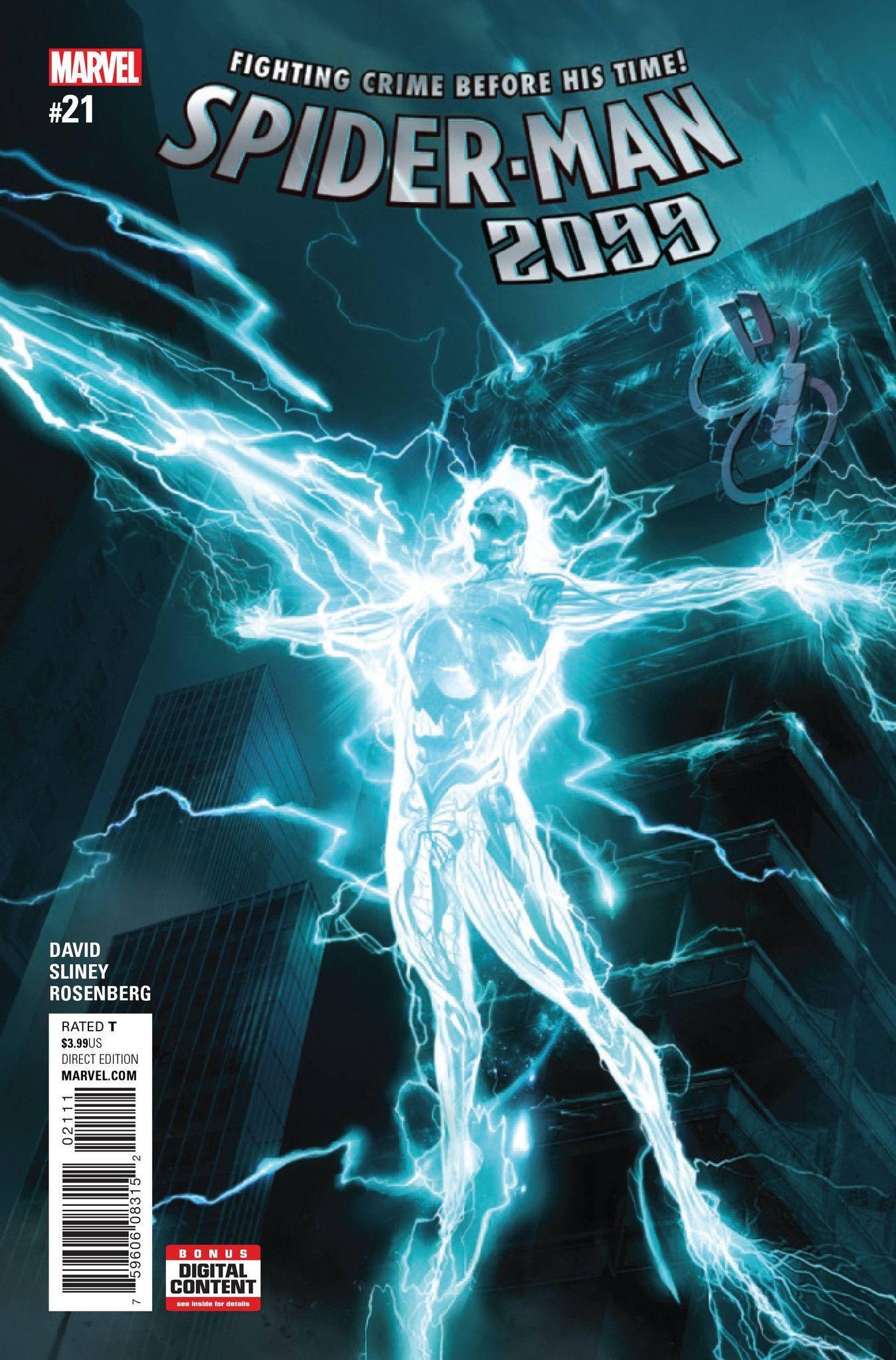 SPIDER-MAN 2099 #21