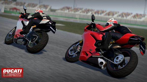 Free Download Ducati Monster Bike Racing Game Softydunya Full