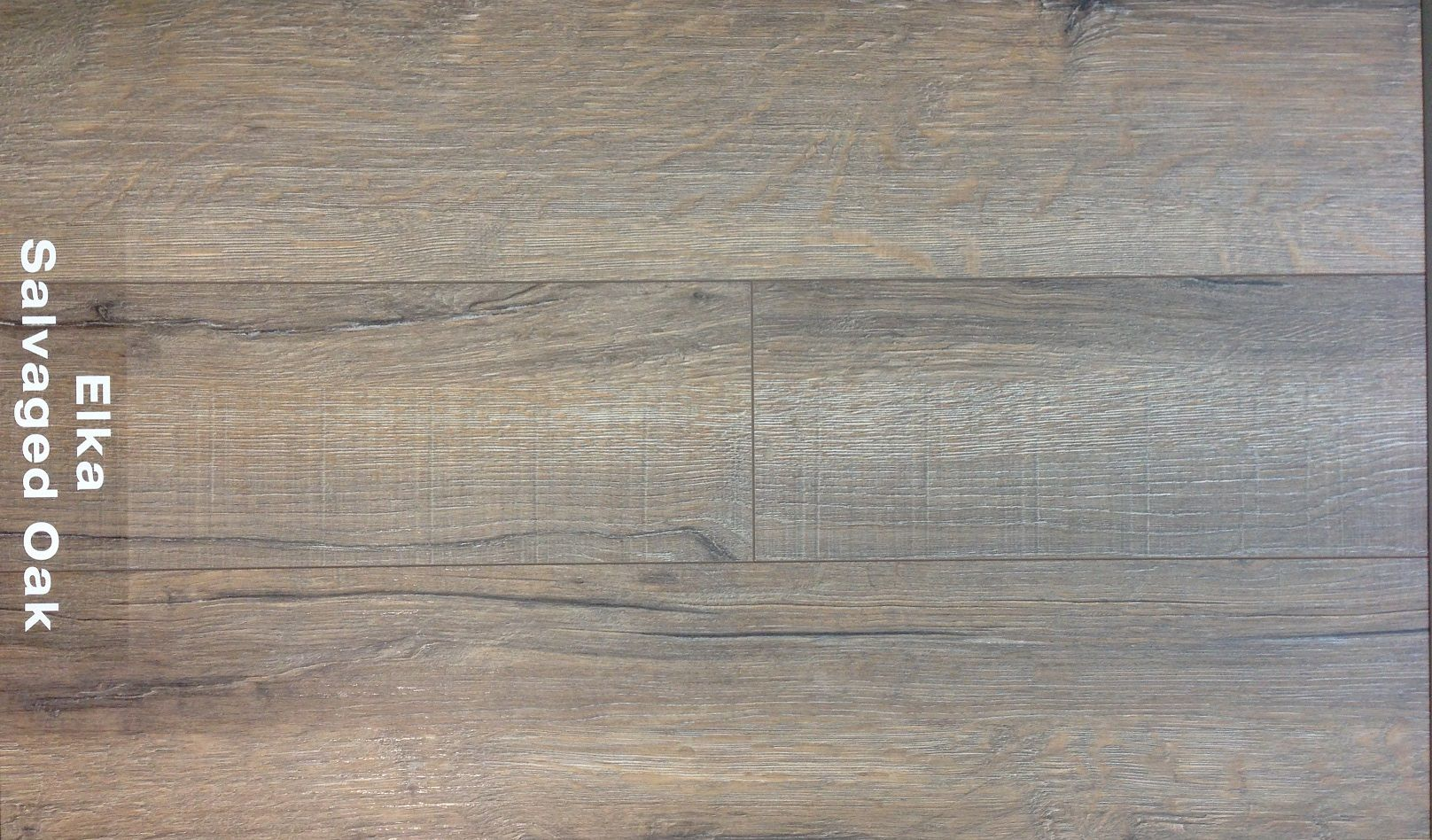 Elka Salvaged Oak Laminate Flooring For All Rooms Except Wet
