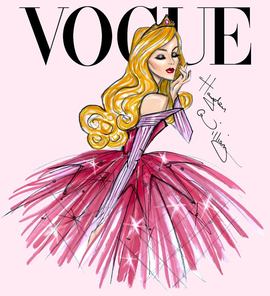 SLEEPING BEAUTY AURORA VOGUE FROM: icon 12