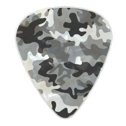 camouflage design pattern pearl celluloid guitar pick trendy gifts