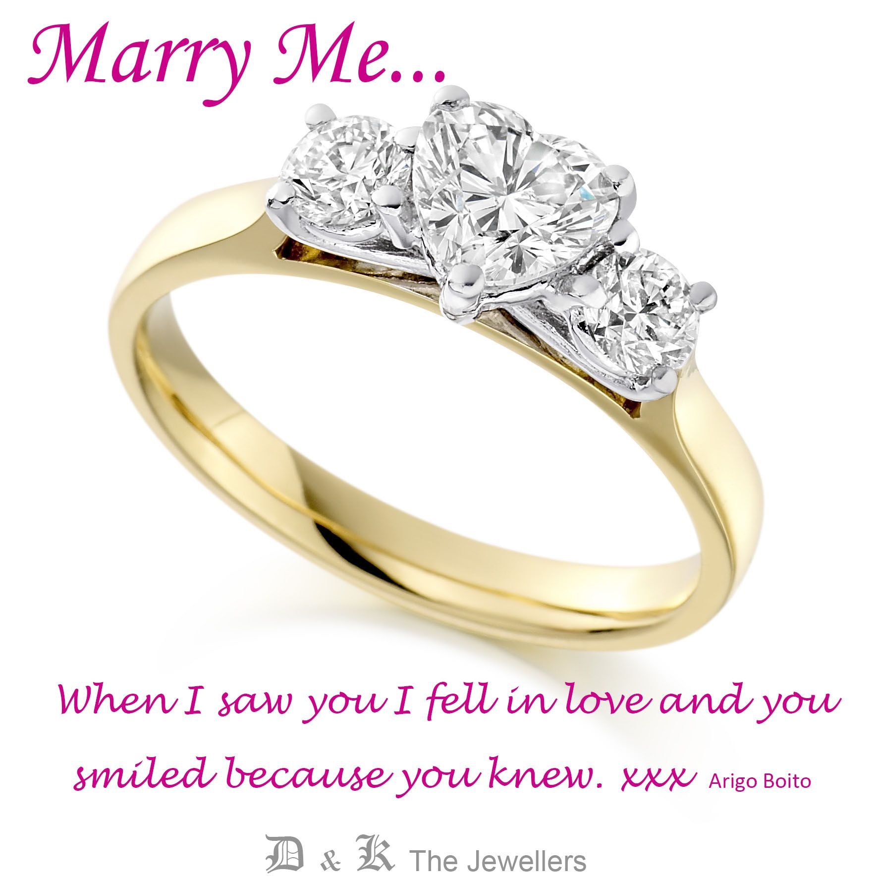 Heart Shape Diamond Engagement Rings Are For Romatic Spirited Lady This Heart  Cut Diamond Is