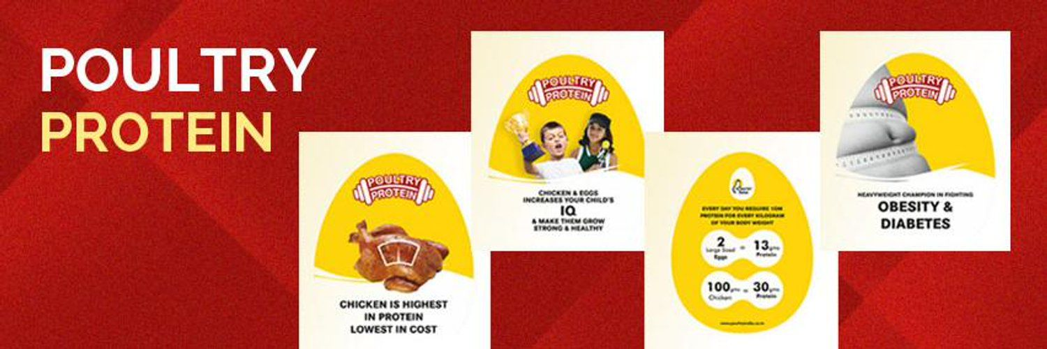 """Poultry Protein is a campaign to educate people about """"Eat Right, Eat Healthy"""" through a balanced diet which includes the intake of high proteins.  Poultry Protein is Now on Twitter. Visit us and Follow our account twitter.com/PoultryProtein"""
