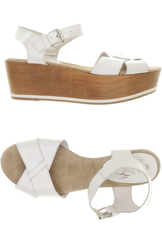Alba Moda Sandale Damen Sommerschuhe Sandalette Gr. DE 40
