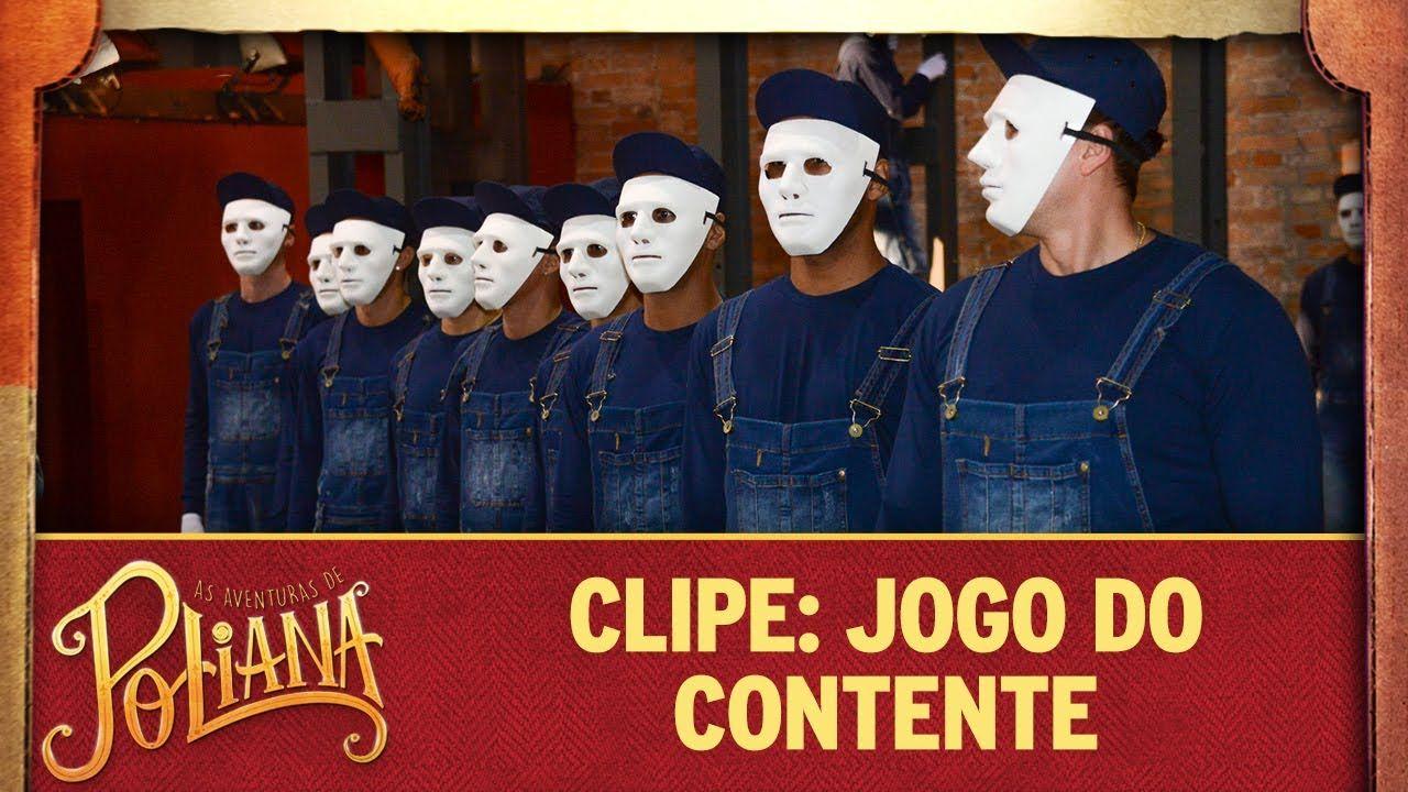 Clipe Jogo Do Contente As Aventuras De Poliana Com Imagens