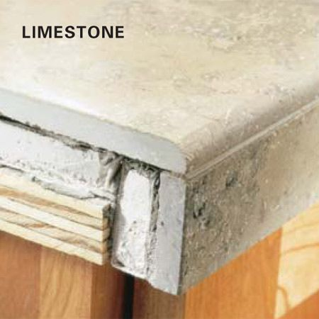 Countertop Edge Options For Tile : tile countertop edge For the Home Pinterest Tile countertops ...