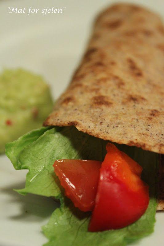 Tortilla #lowcarb (Norwegian)