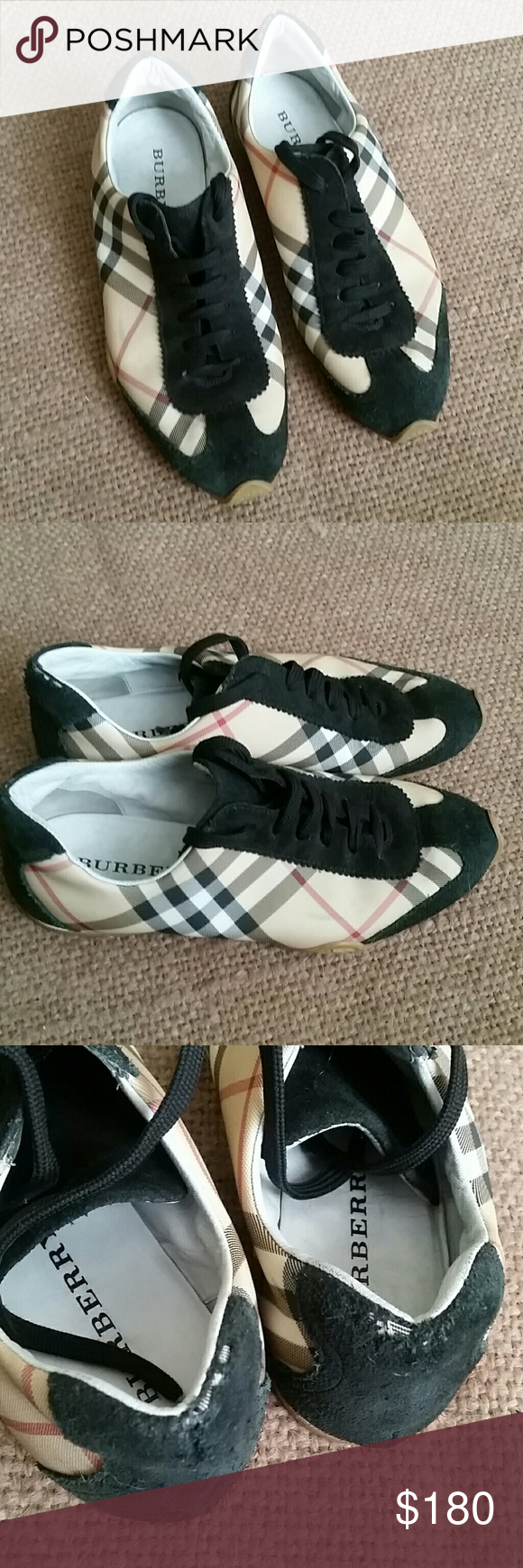 Burberry scarpe da ginnastica   My Posh  Picks   Pinterest  Posh  Burberry scarpe   ee2cc2