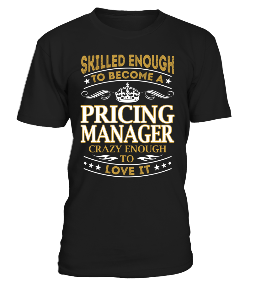 Pricing Manager - Skilled Enough To Become #PricingManager