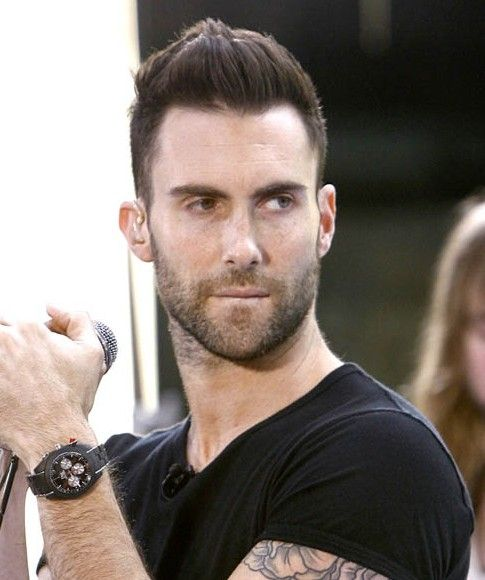 Adam Levine Hairstyle Adam Levine Haircuts  Adam Levine Haircut Straight Hairstyles And