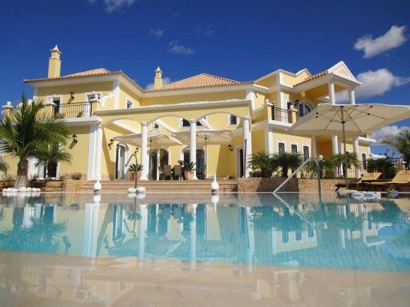 Villa Esmerelda, Algarve, Portugal
