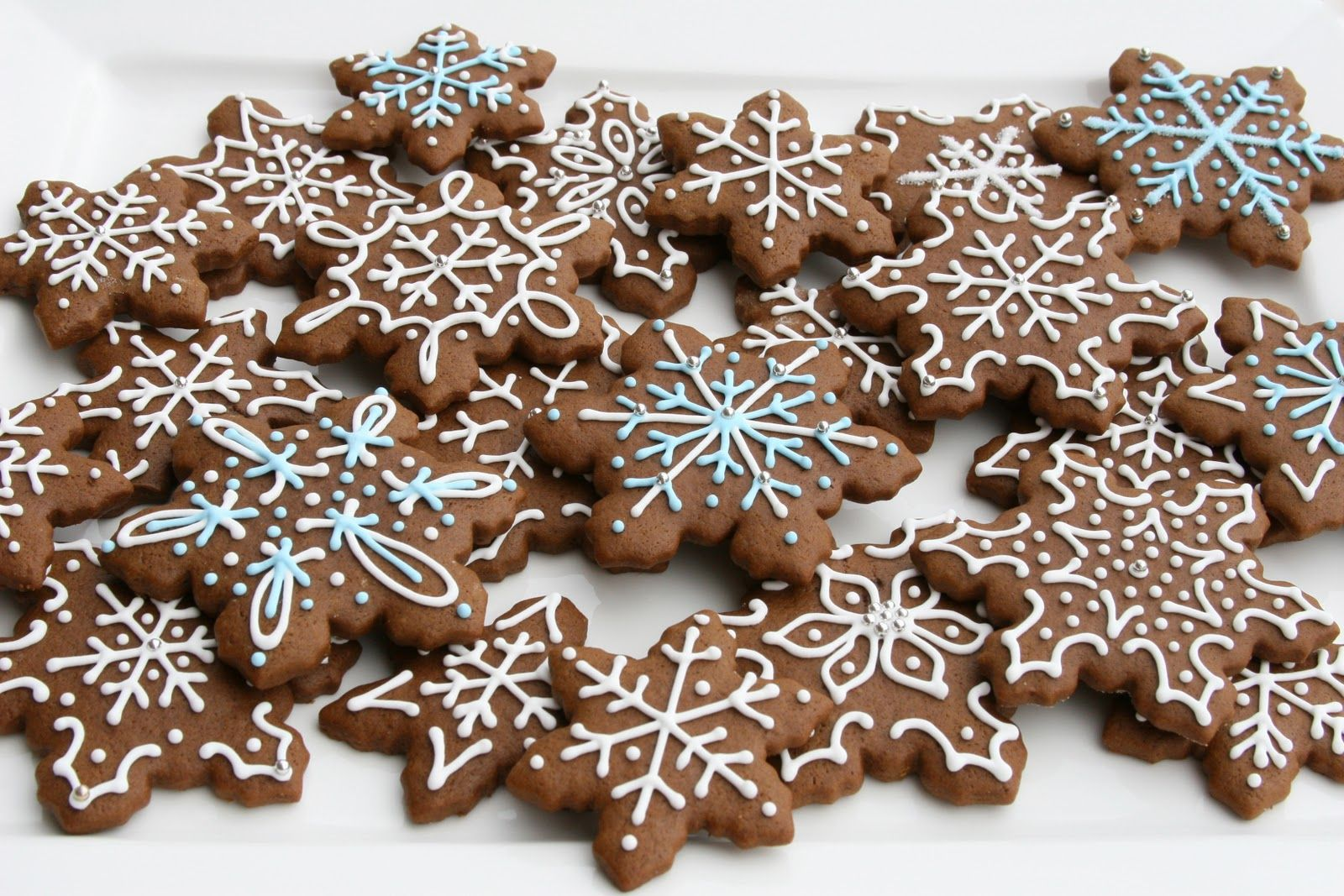 Recipe - Delicious Gingerbread Cookie - perfect for decorating