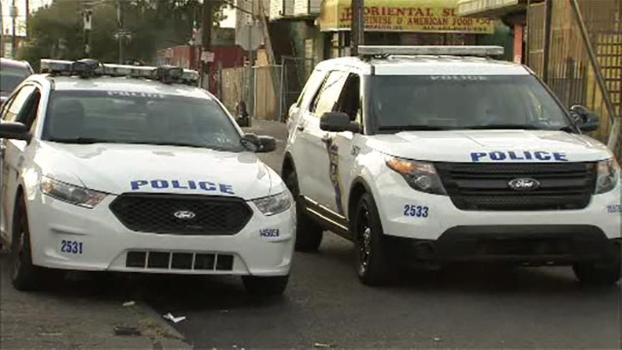 philadelphia police are also investigating a shooting that left a 68