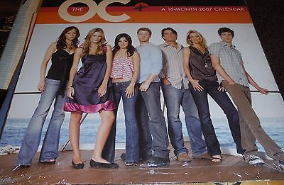 New 2007 Good 2018 The Oc 16 Month Calendar In Shrink Wrap The