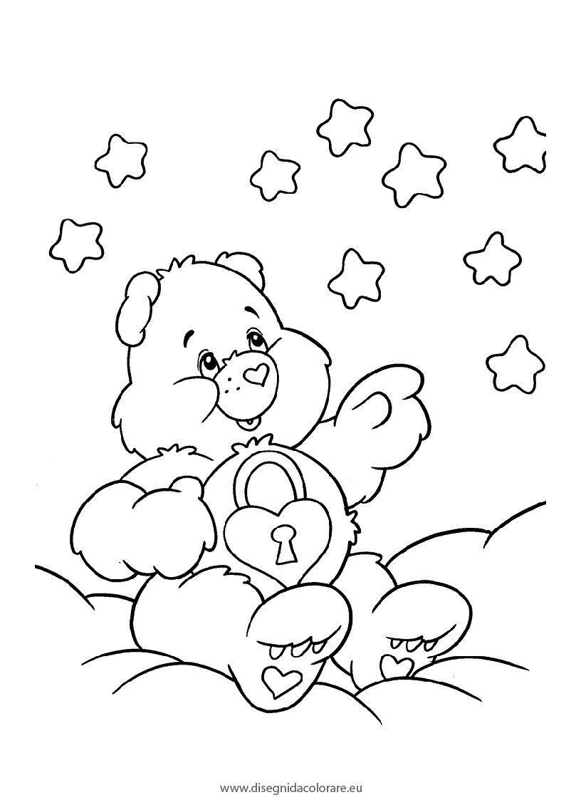 Orsetti Da Ricamare Disegni Da Colorare Imagixs Drawing