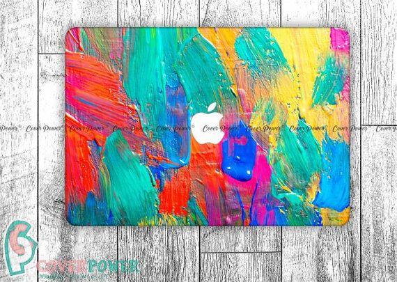 Paint MacBook Vinyl Decals  MacBook Air Sticker  MacBook Pro