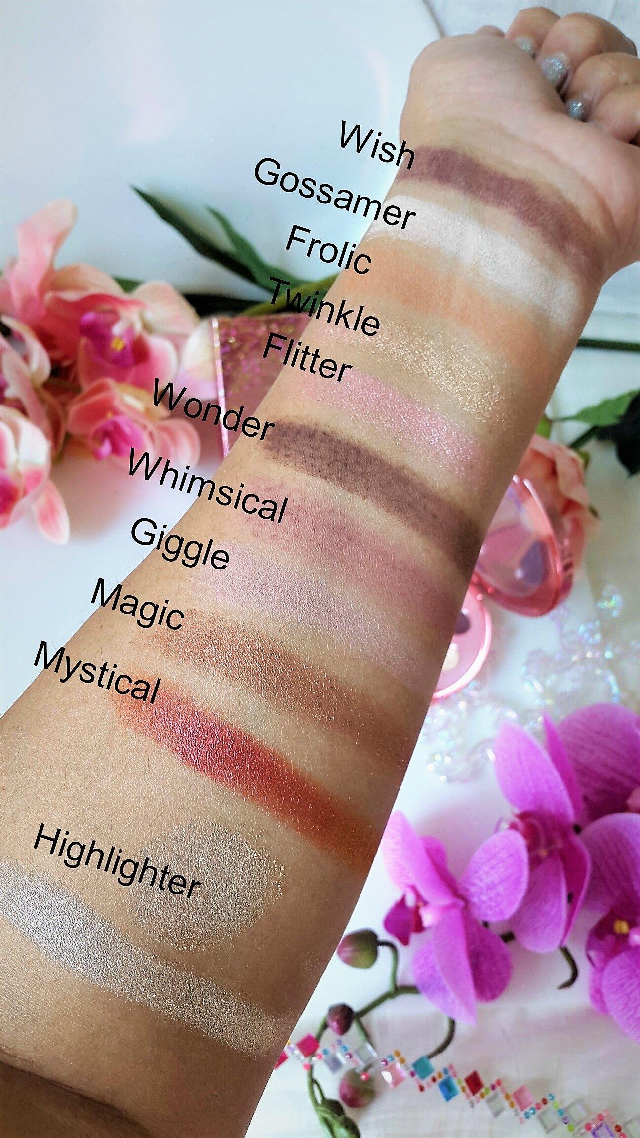 Shimmer & Strobe Highlighting Palette by Flower Beauty #5