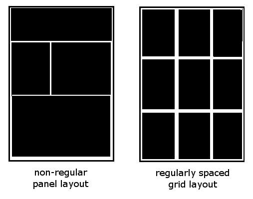 Nine Panel Grid  Saurav Mohapatra  Comic Book Writer  Comic